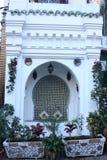 фонтан в городе Танжера Стоковые Фотографии RF