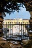 Фонтан в саде в дворце Schonbrunn в вене, Австрии Стоковые Фото