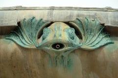 фонтан детали Стоковые Изображения RF