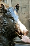 фонтан Италия florence Стоковая Фотография RF
