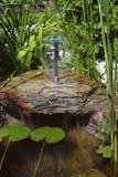 фонтан миниый Стоковая Фотография