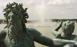 Фонтан Нептуна Стоковая Фотография RF