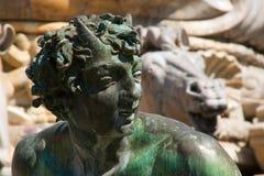 фонтан Нептун florence Стоковая Фотография RF