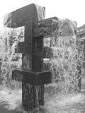 фонтан самомоднейший Стоковое Изображение RF