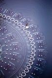 фонтан чистки Стоковая Фотография