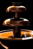 фонтан шоколада Стоковые Фотографии RF
