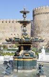 фонтан Стоковая Фотография RF