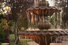 фонтан Стоковое Изображение