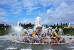 фонтан Стоковые Фото