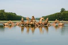 фонтан apollo Стоковые Фотографии RF