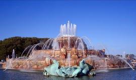 фонтан buckingham Стоковое Фото