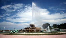 фонтан buckingham Стоковое Изображение