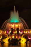 фонтан buckingham Стоковая Фотография RF