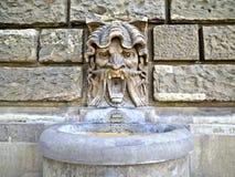 фонтан mannheim Стоковая Фотография