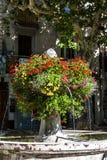 фонтан, Oraison, Провансаль, Франция стоковые фото