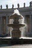 фонтан rome колоннады Стоковые Фото