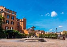 фонтан rome Стоковое фото RF