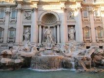 фонтан Trevi стоковые фото