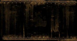фон заржавел сталь Стоковое Фото