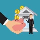 Фондовая биржа Стоковая Фотография RF