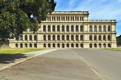 Фондовая биржа Konigsberg (немец: Konigsberger Borse). Калининград, Россия Стоковые Фото