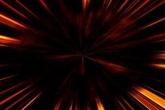 Фон световых лучей, темная текстура предпосылки Стоковое Изображение RF