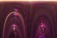 Фон фрактали цвета творческой силы абстрактной науки живой волшебный иллюстрация штока