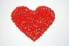 форма влюбленности Стоковые Фото