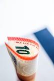 Форма 10 евро трубчатая Стоковые Изображения