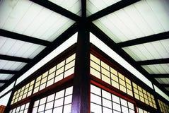 форма здания Стоковые Изображения RF