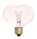 форма света сердца шарика Стоковые Фотографии RF
