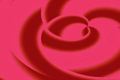 форма сердца предпосылки Стоковая Фотография