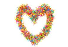 Форма сердца Стоковое Изображение RF