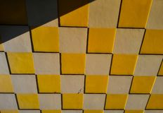 Форма стены абстрактная стоковое фото rf