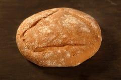 форма хлеба круглая Стоковые Фотографии RF