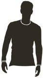 форма человека Стоковые Фотографии RF