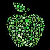 Форма Apple Стоковое Изображение RF