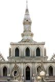 Форма Stupa бутона лотоса Стоковое Изображение RF