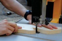 формировать древесину Стоковая Фотография