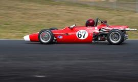 формула брода автомобиля классицистическая участвуя в гонке титан скорости Стоковые Изображения
