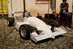 Формула Италия racecar на Бергаме историческом Grand Prix 2017 Стоковое фото RF