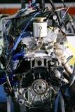 формула конкуренции автомобиля trainning Стоковые Фотографии RF
