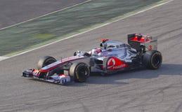 Формула-1 2012 Стоковые Изображения RF