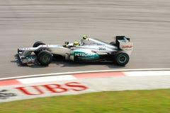 Формула-1 2012 Стоковые Изображения