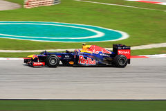 Формула-1 2012 Стоковое Изображение RF