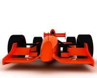 Формула-1 car006 Стоковое Изображение