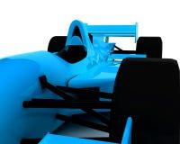Формула-1 car009 Стоковое Изображение RF