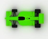 Формула-1 car011 Стоковое Изображение RF