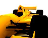 Формула-1 car015 Стоковое Изображение