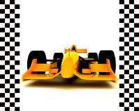 Формула-1 car016 Стоковое Изображение